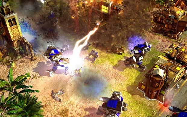 Empire Earth III Demo SP