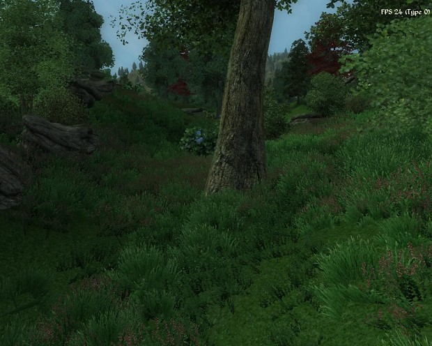 Low-Low-Poly Grass for SI 1.5