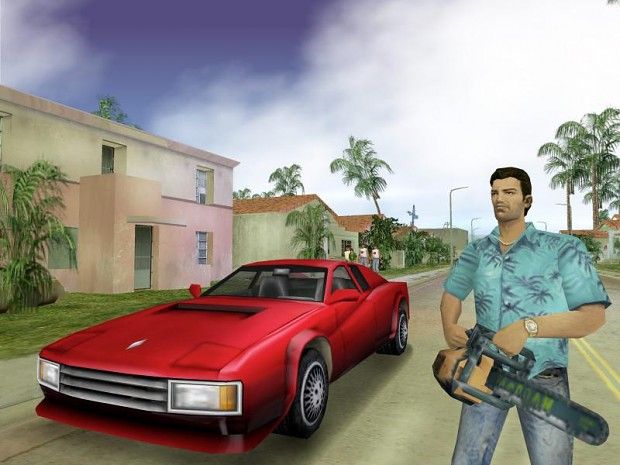 Multi Theft Auto: Vice City 0.5 Win32 Server Files