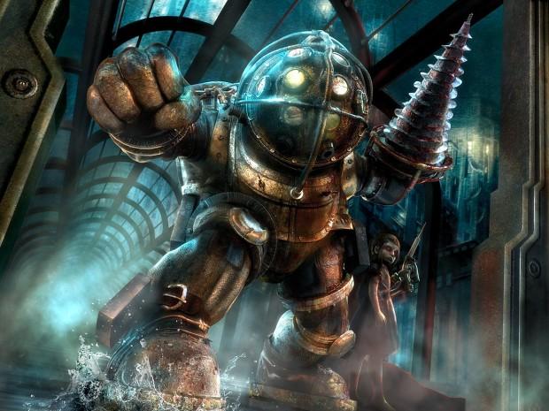 BioShock Widescreen Fix 1.1 Mod