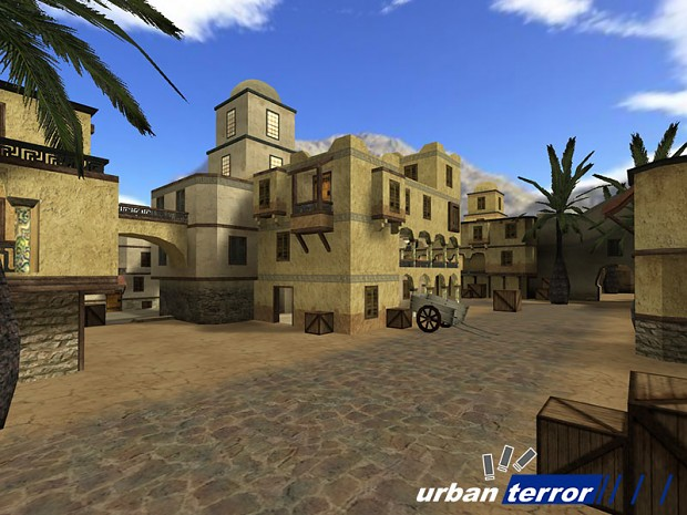 Urban Terror 3.7