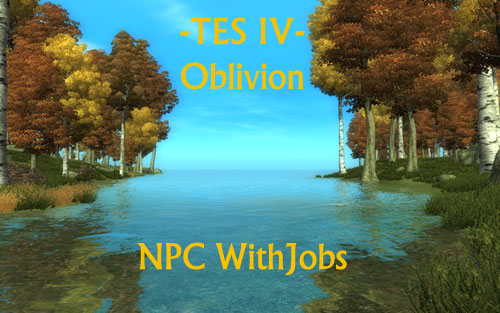 NPC with Jobs 0.9.6 Beta