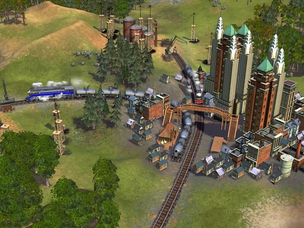 Sid Meier's Railroads Demo