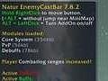 Natur EnemyCastBar 5.1.7