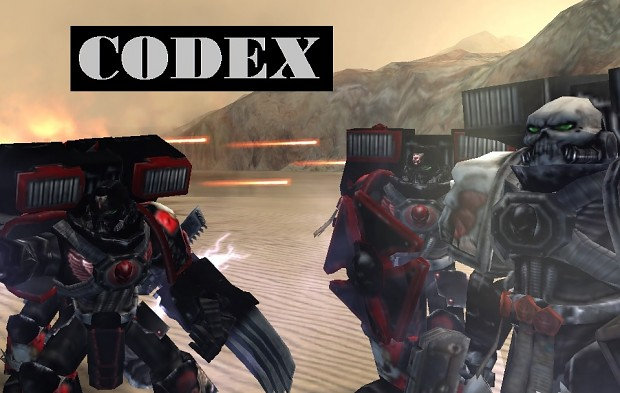 Dawn of War: Rebirth: Codex Edition Beta 3 0.985