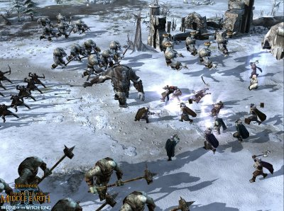 The Battle for Middle-Earth II SP Demo