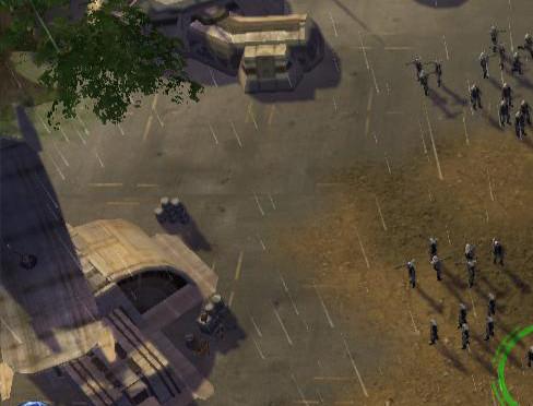 Star Wars: Empire at War Demo