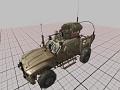 cod10的防地雷反伏击车