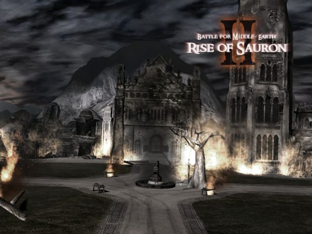 Rise of Sauron - The new menu