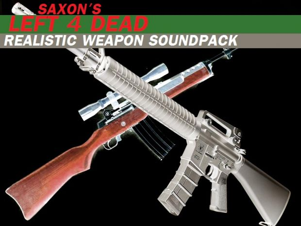 L4D Weapon Realism Soundpack