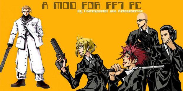 FF7 Turks Mod v1.1