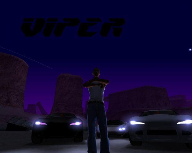 Grand Theft Auto San Andreas VIPER Mod 0.1a