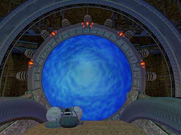 Morrowind Stargate Client