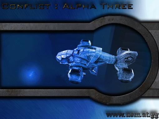 Conflict: Alpha Three GERMAN VERSION