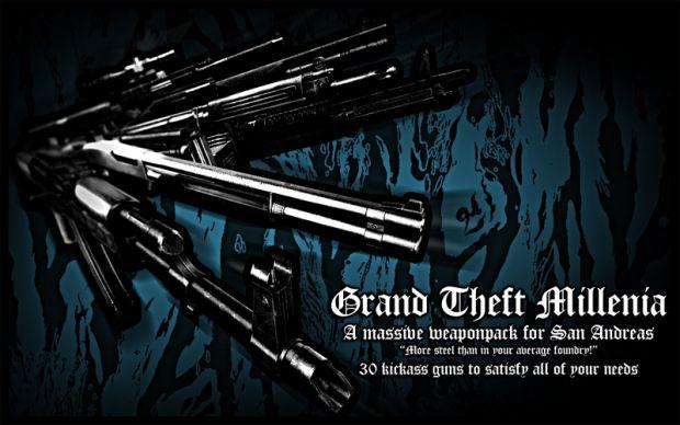 Grand Theft Millenia 1.1