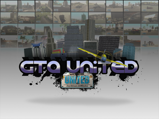 GTA United - Wallpaper Collection