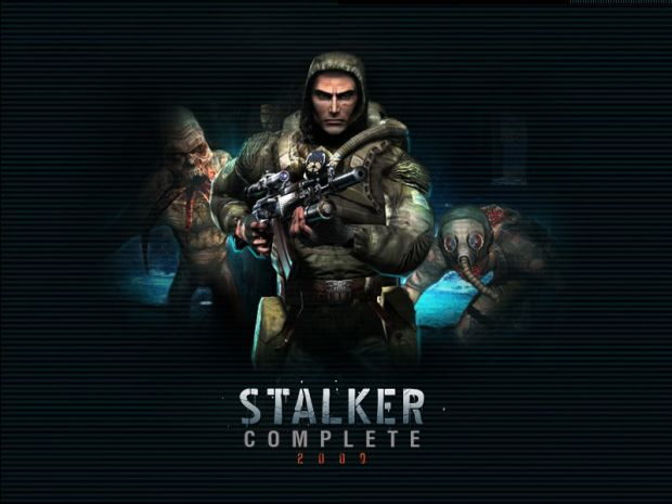 STALKER Complete 2009 Patch 1.32 [outdated]