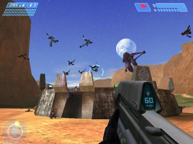 Halo bloodgulch AI only