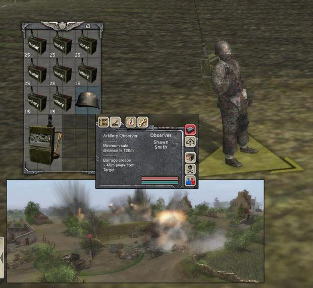 Modern Combat V2.5