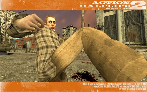 Action Half-Life 2 version 1.0