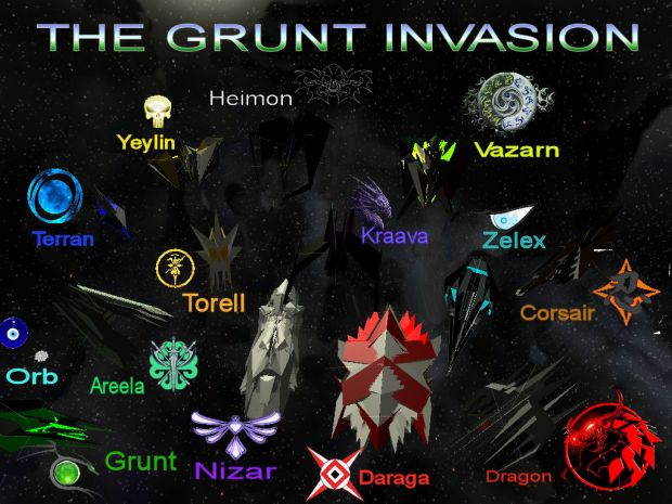 The Grunt Invasion v1.0