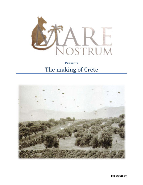 The Making of Crete