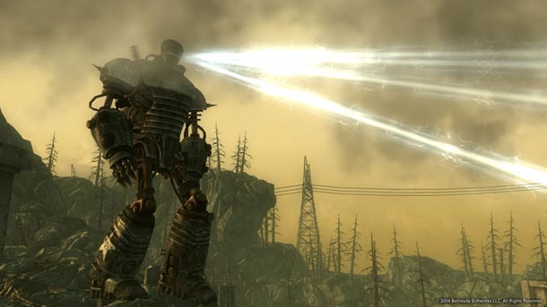 Fallout 3 Reborn Version 4 (Broken Steel Mod File)