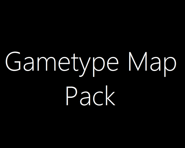 Gametype Map Pack 1.8
