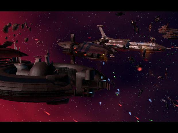 Star Wars - Clone Wars mod v1.0