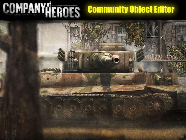 Community Object Editor
