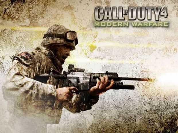 Patch Call of Duty Modern Warfare