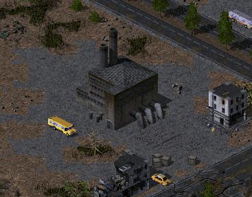 Civilian Power Station (TS)