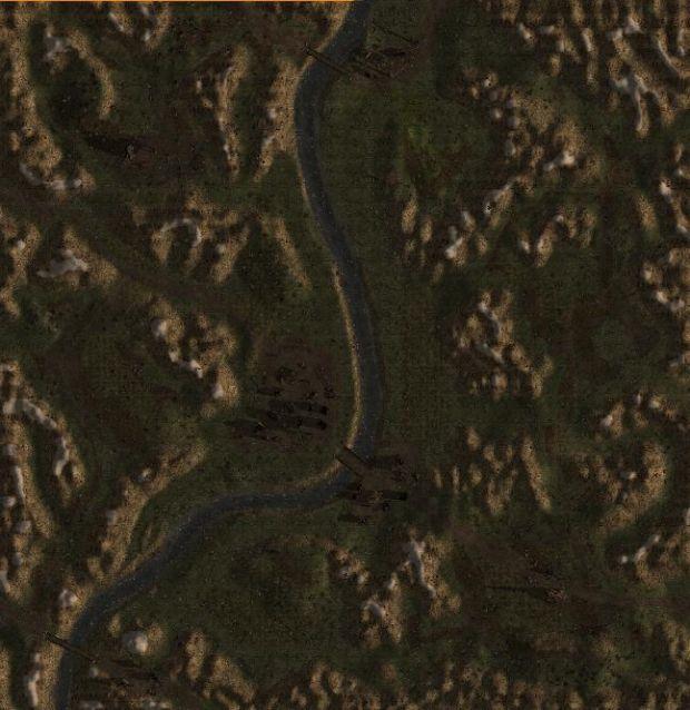 Advanced Skirmish Zuchov River 1v1 (AI)