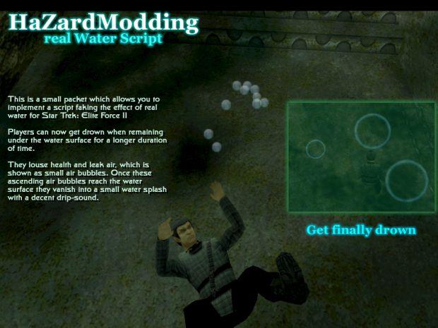 HaZardModding real Water Script for STEF2