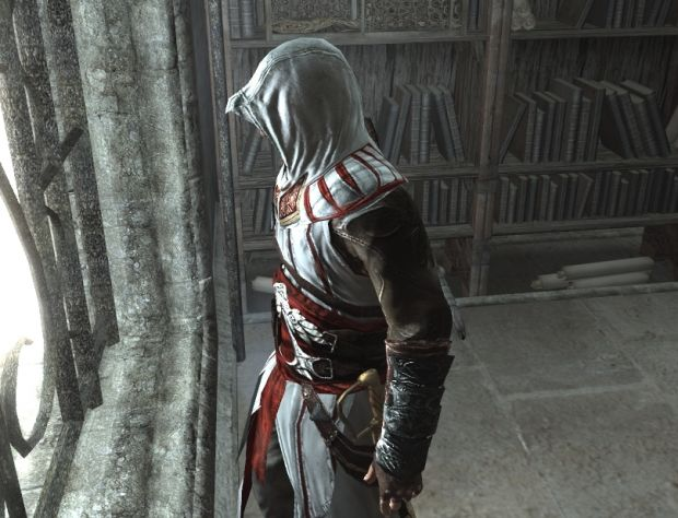 Texmod, clothes' mod for Assassin's Creed