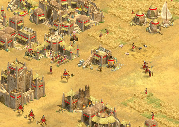 Rise of Nations Demo