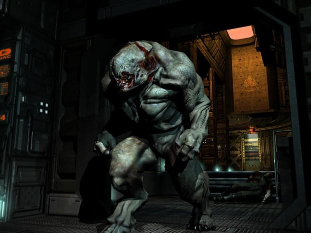 Doom 3 Demo Linux