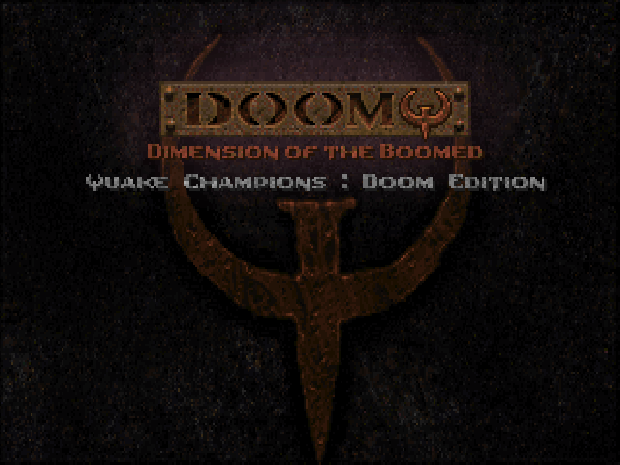 Dimension of the Boomed (Quake Champions)