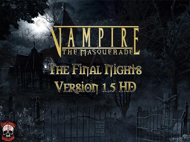 VtM: The Final Nights 1.5 HD (Full)