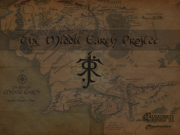 Middle Earth 0.7d