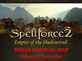 Bonus Survival Map: Valley of Tarendor (EofS mod)