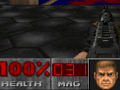 Fixed classic HUD for Brutal Doom - alternative
