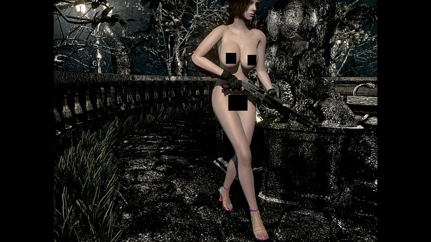 [18+] NUDE JILL 0.6.2 (RE HD) [by MATTEO]