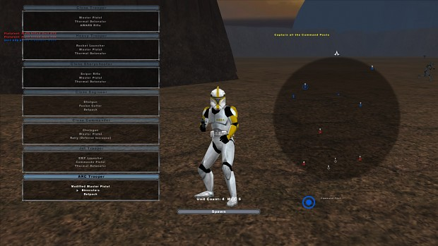 Geonosis: The Second Day v1.0