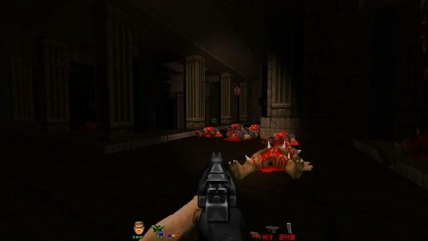 BD:BE Flashlight for Brutal Doom v21 - Standalone