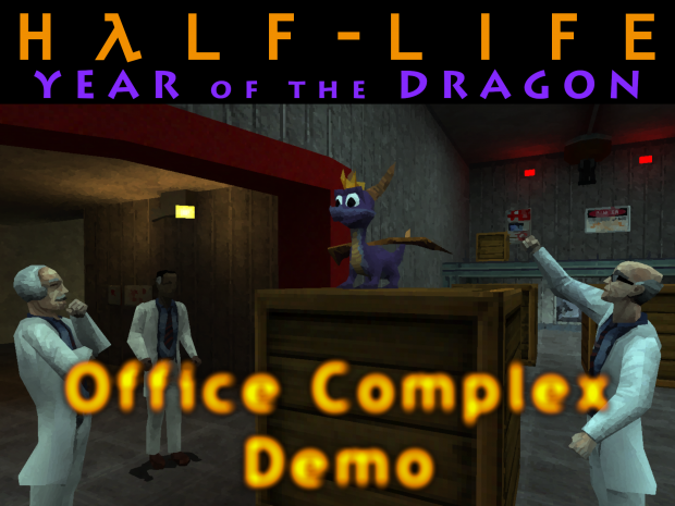 Half-Life: Year of the Dragon [Office Complex Demo]
