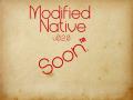 Modified Native v0.1.1