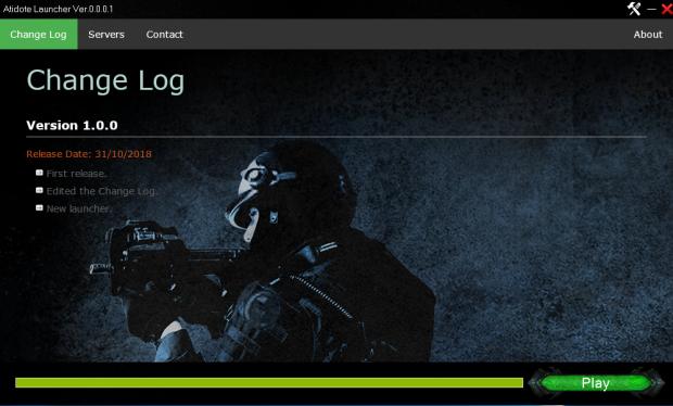 Counter-Strike 1.6 GO v0.1