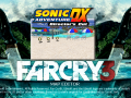 Far Cry 3: Emerald Coast from Sonic Adventure DX remake