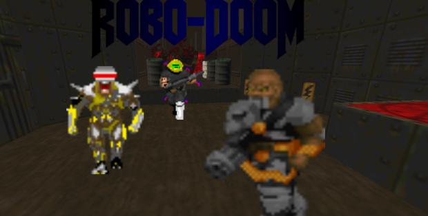 Robo-DooM ALPHA III